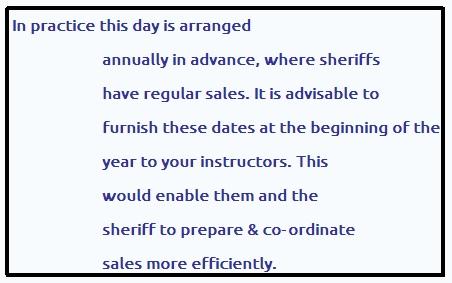 A-Z Sheriff Manual | SANAPS